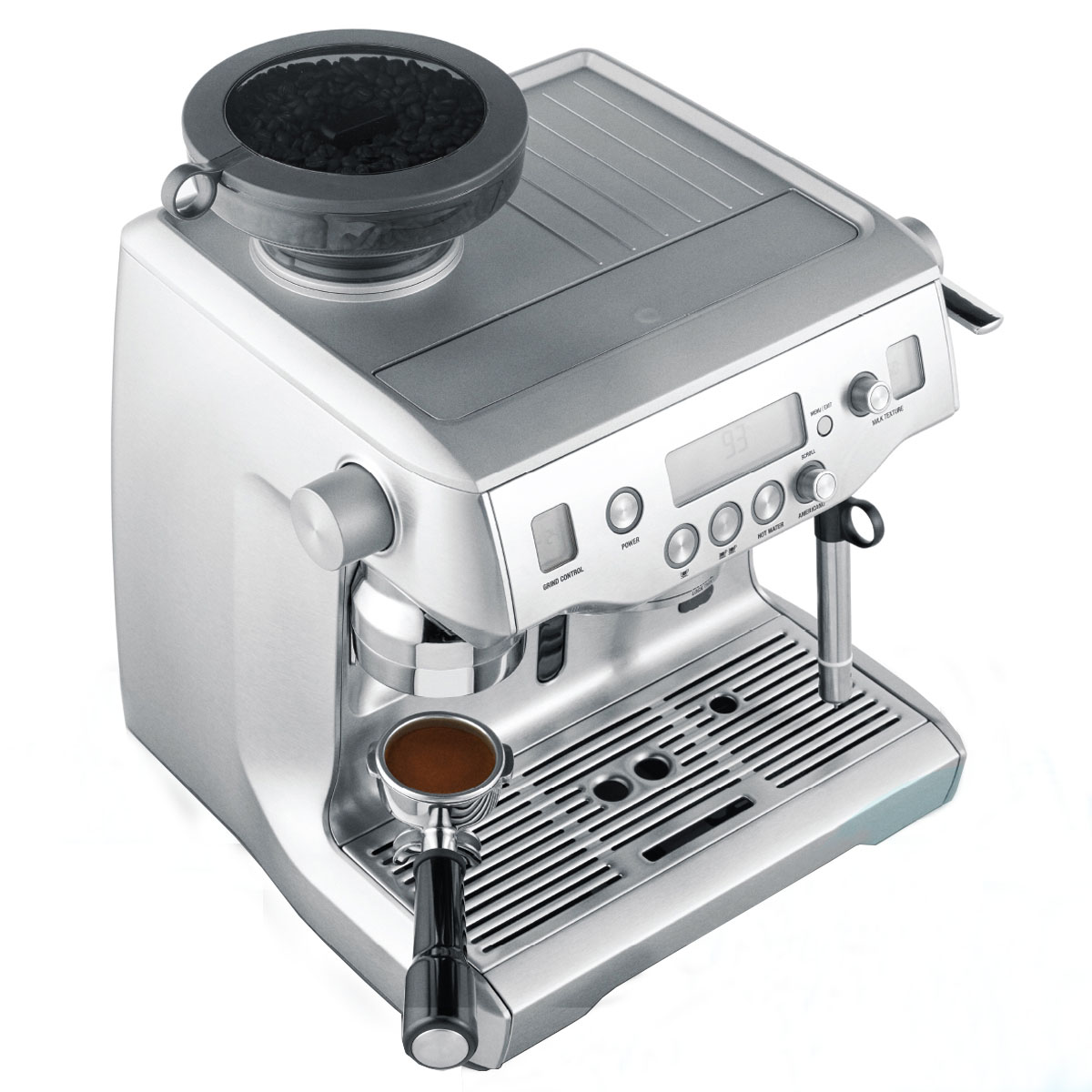 breville oracle coffee machine manual