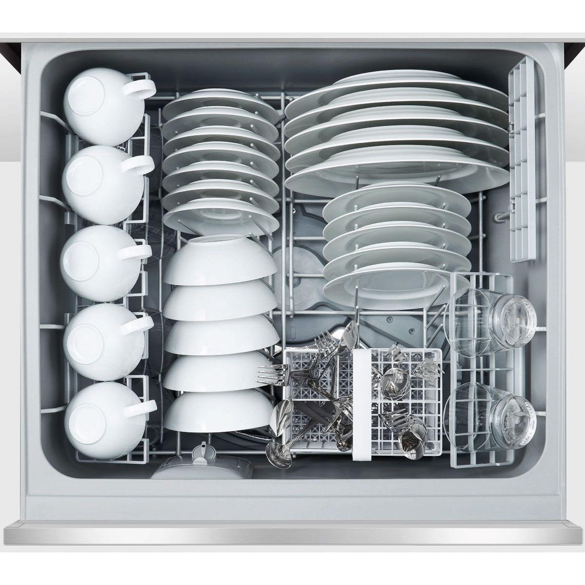 Fisher paykel dd60dcx9 dishdrawer double dishwasher home clearance - Fisher paykel dishwasher drawer reviews ...