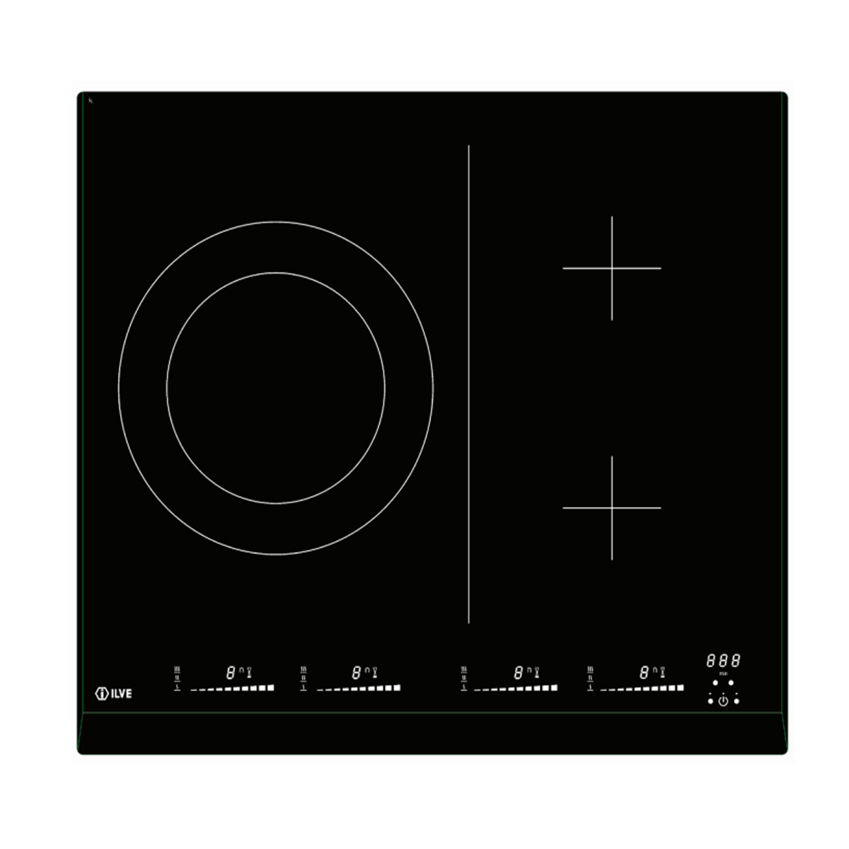 Ilve ILD703G5 Induction Cooktop 34729