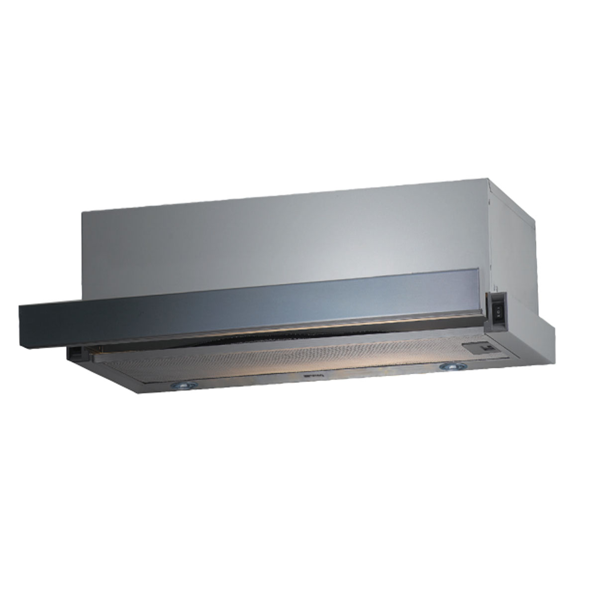 Smeg Slide Out Rangehood SAH460SS-2