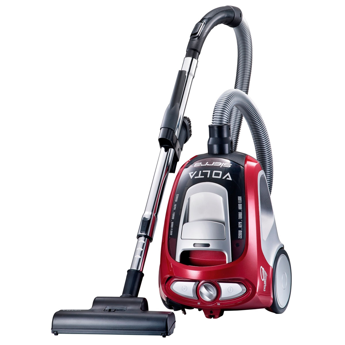 Volta UVE4120FL Sierra Bagless Pet PLUS Vacuum