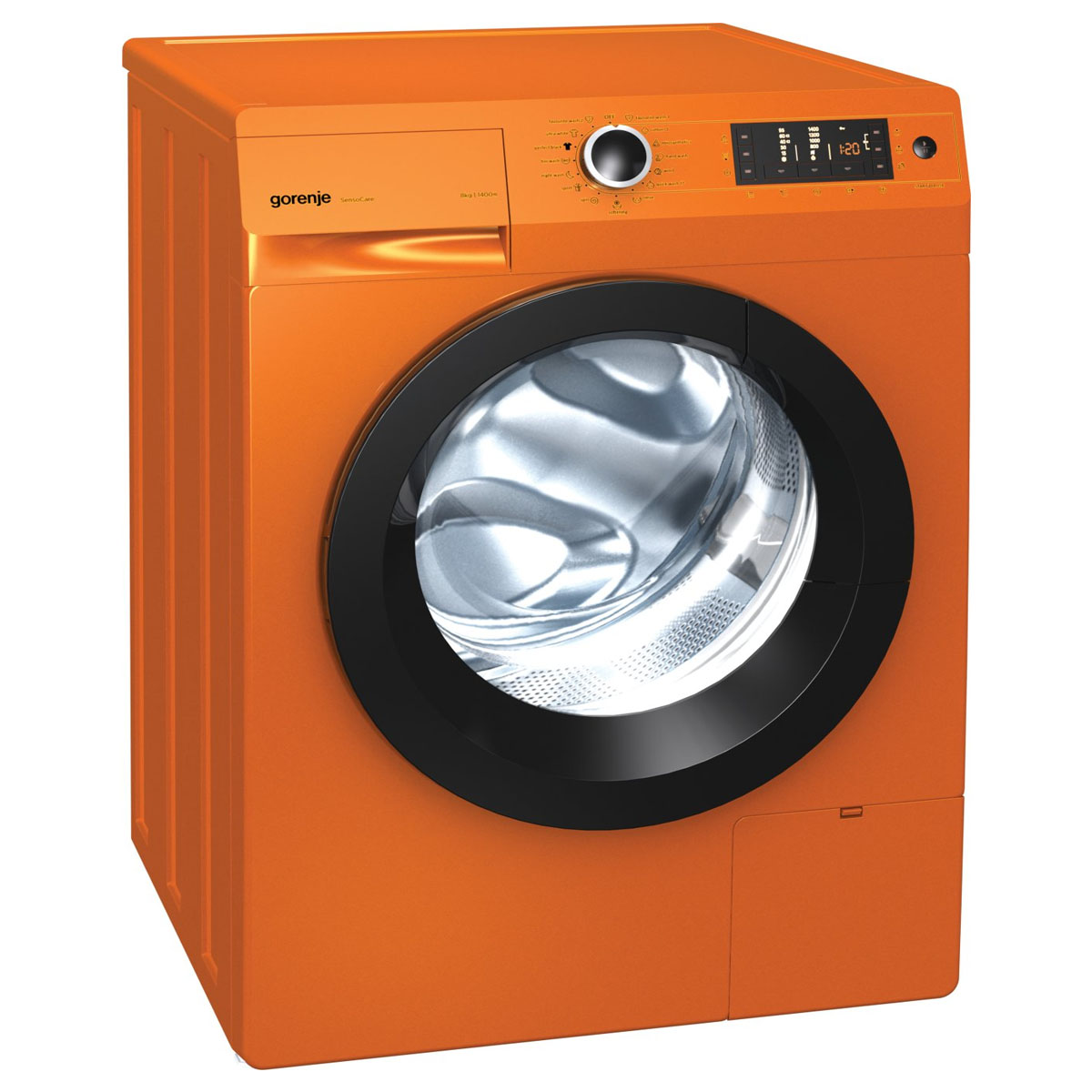 Gorenje W8544LO 8kg Front Load Washing Machine