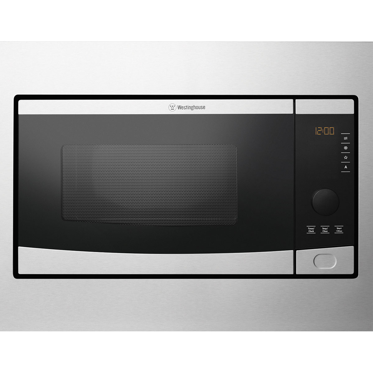 Westinghouse WMB2802SA 28L Built-In Microwave Oven 900W