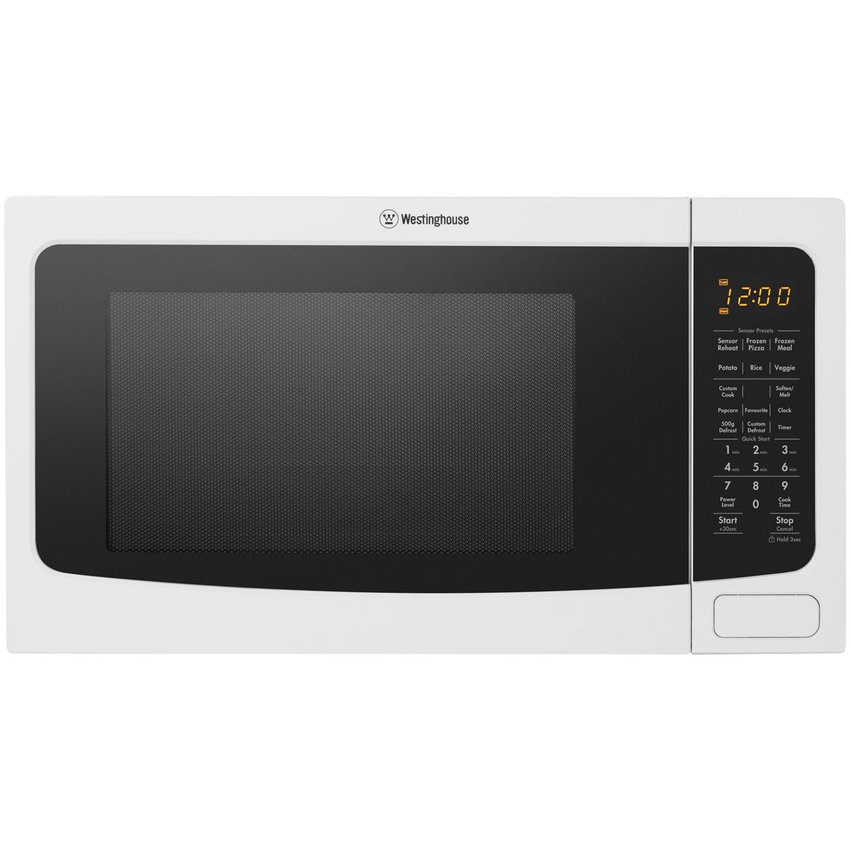 Westinghouse WMF4102WA 40L Microwave Oven 1100W