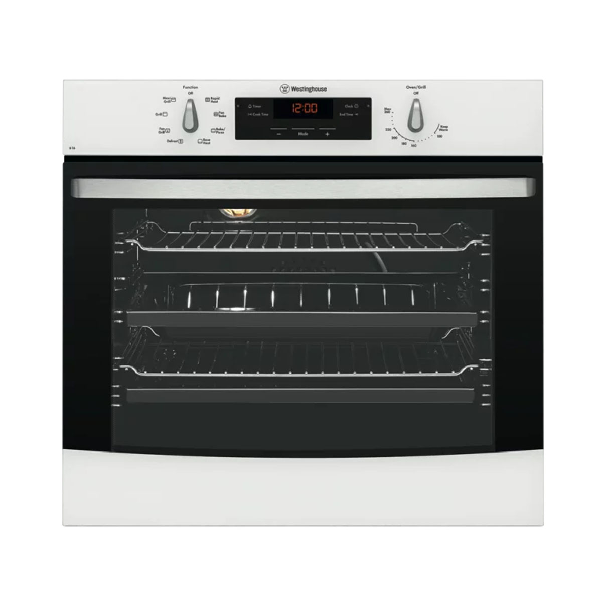 Westinghouse Electric Oven WVE616W