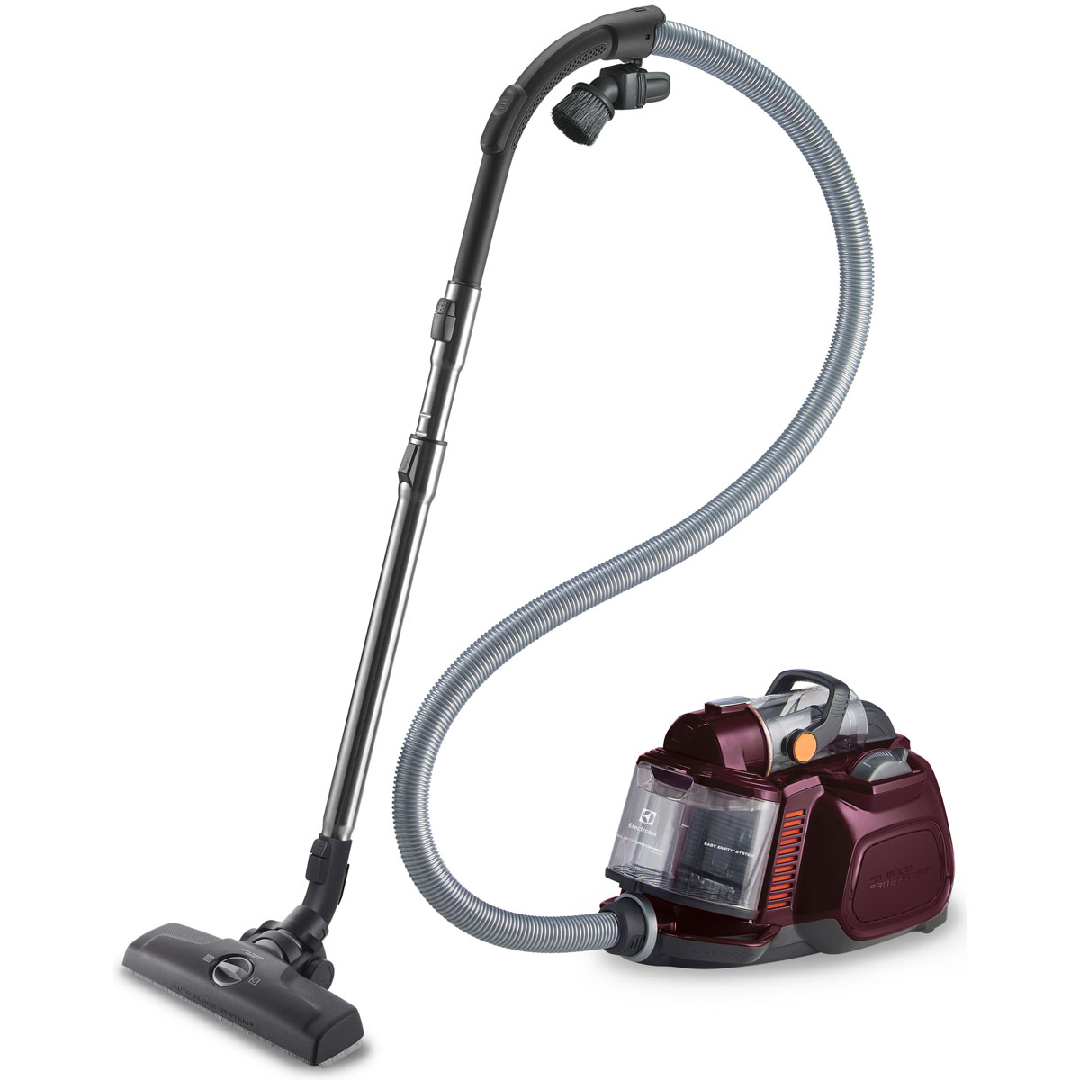 Electrolux ZSP4304PP Silent Performer Cyclonic Animal All Floors Vacuum Cleaner