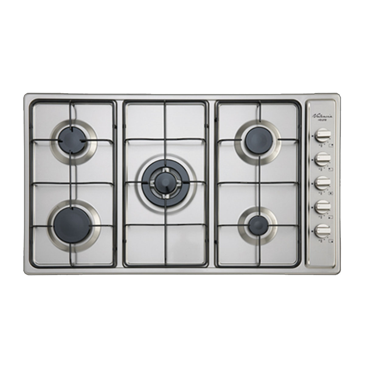 Euro Appliances 90cm Gas Cooktop EGZ90GSV