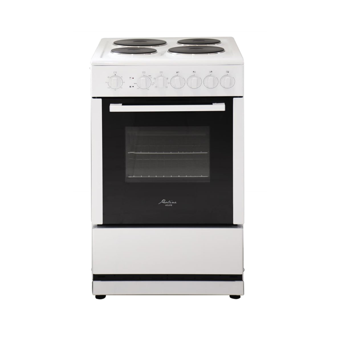 Euro Electric Upright Stove ev500ewh