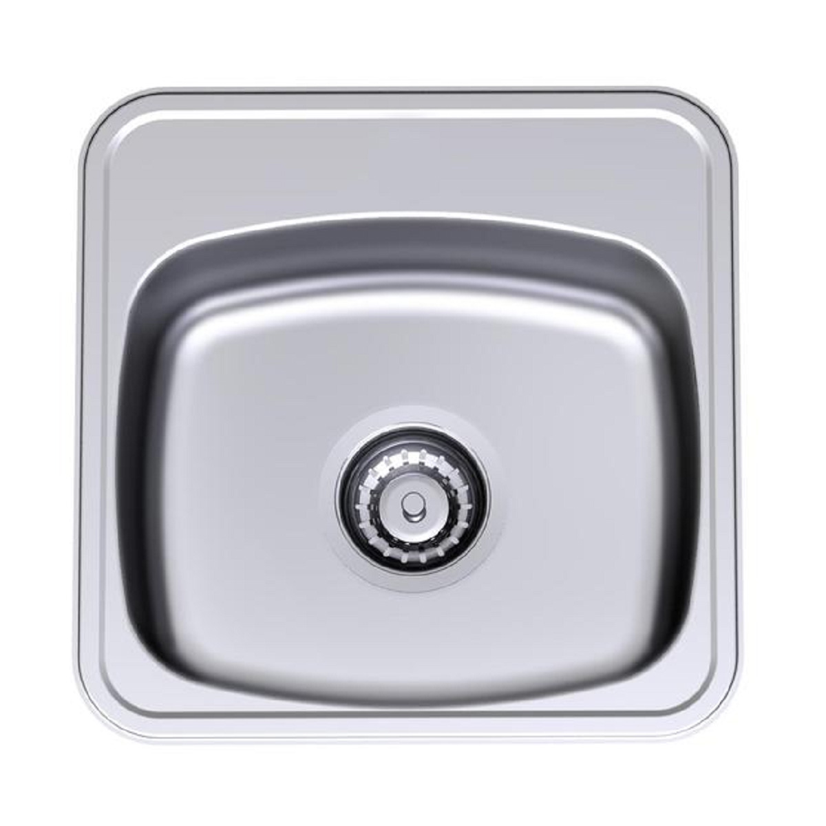 Clark 4004-1 Bar Sink with Tap Landing 1TH