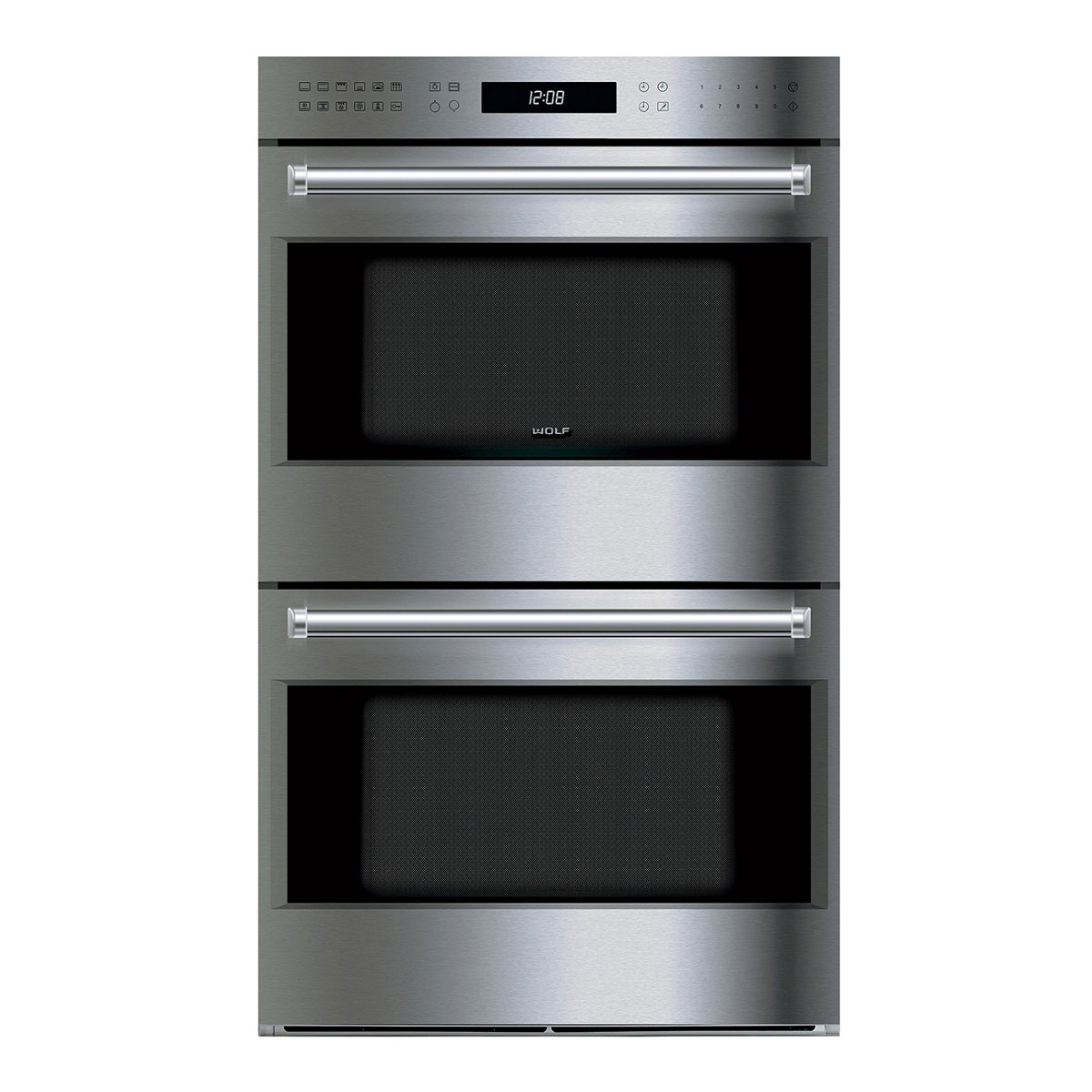 Wolf ICBDO30PESPH Stainless Steel / Silver Oven