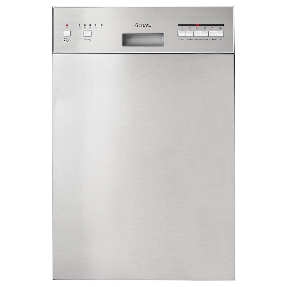 Ilve IVDBI458 445mm Fully-integrated Dishwasher