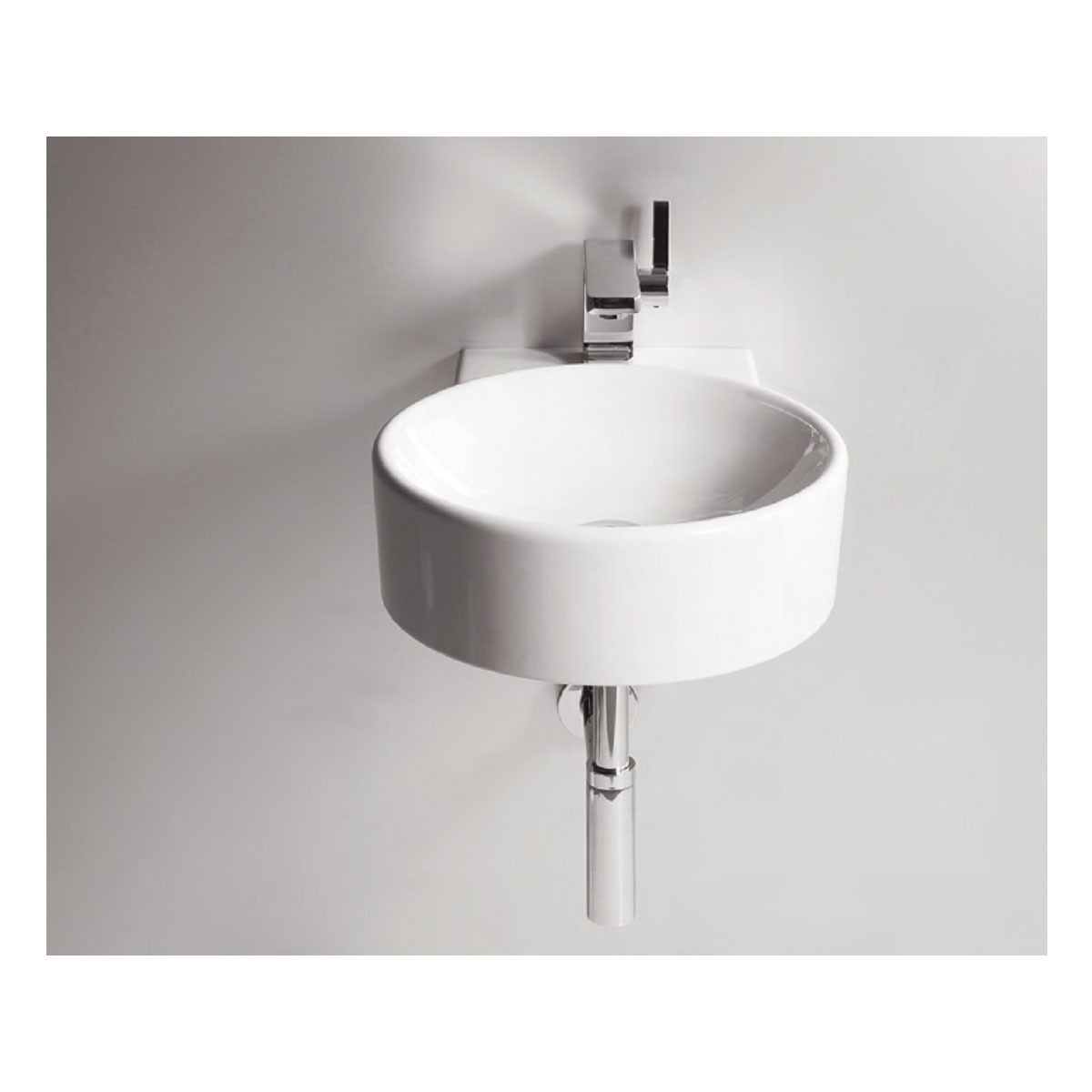 Parisi SMFL141 Flow 14 500mm Wall Basin