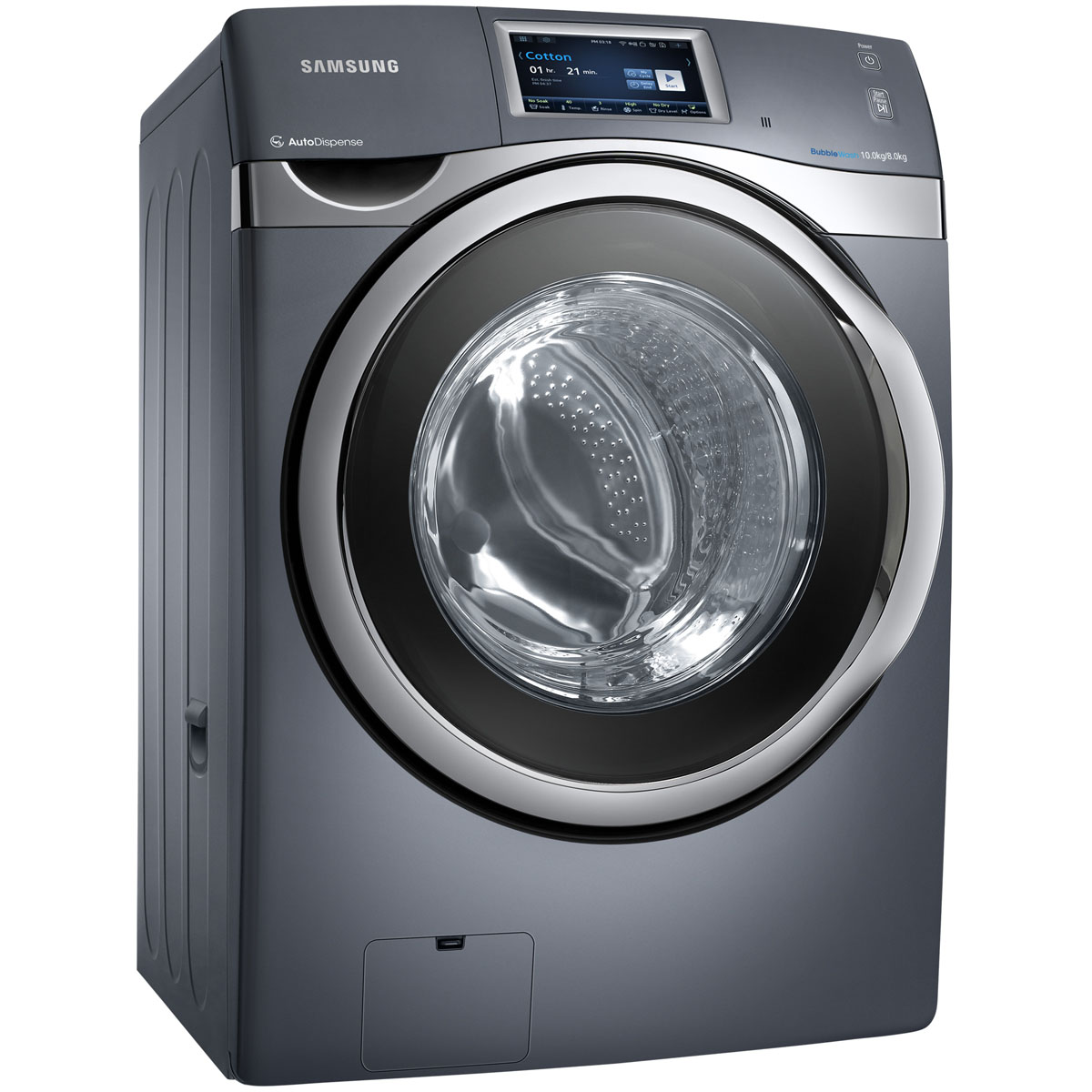 samsung washer and dryer combo samsung wd10f8k9abg 16kg washer dryer combo with wifi 28549