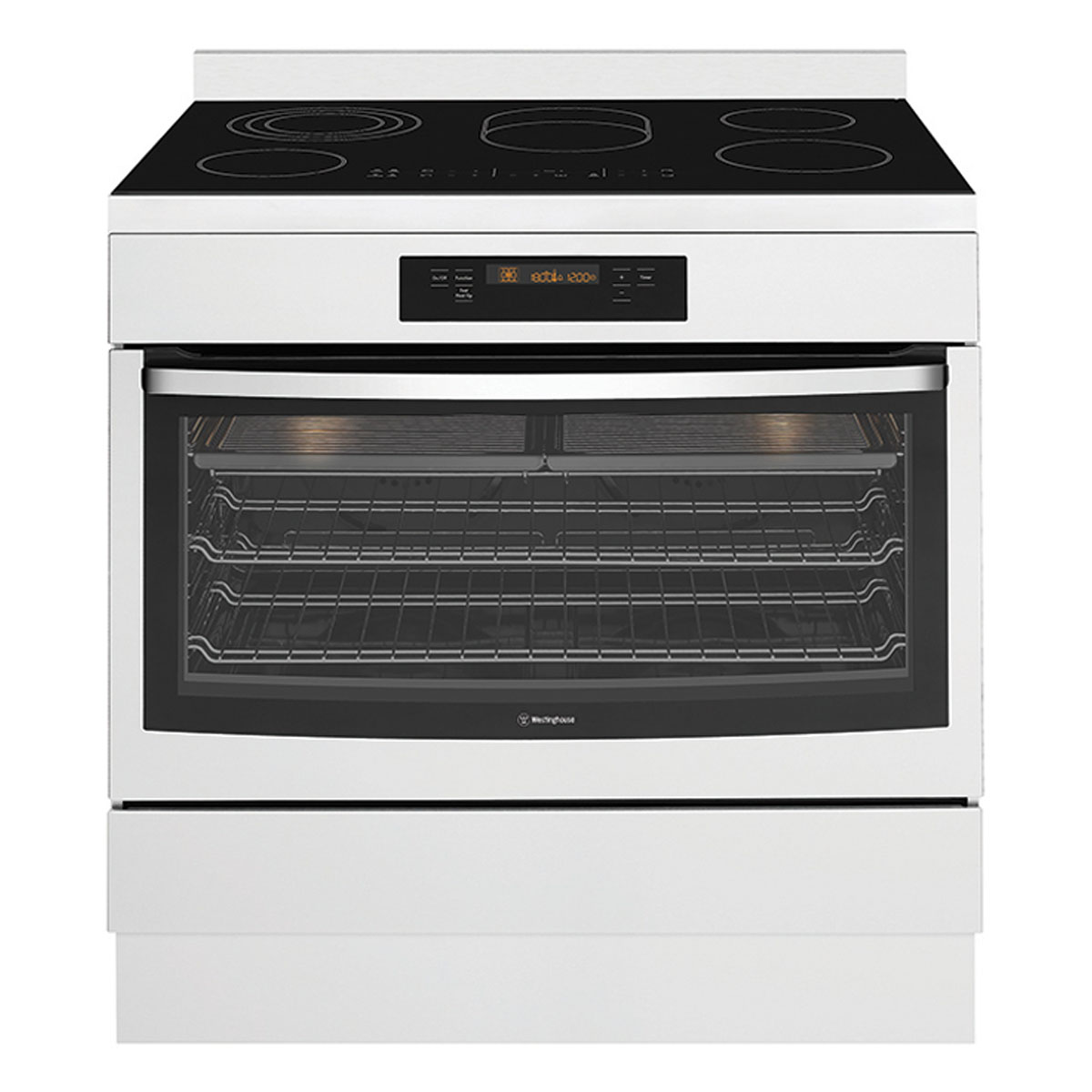 Westinghouse WFE946SB Freestanding Electric Oven/Stove