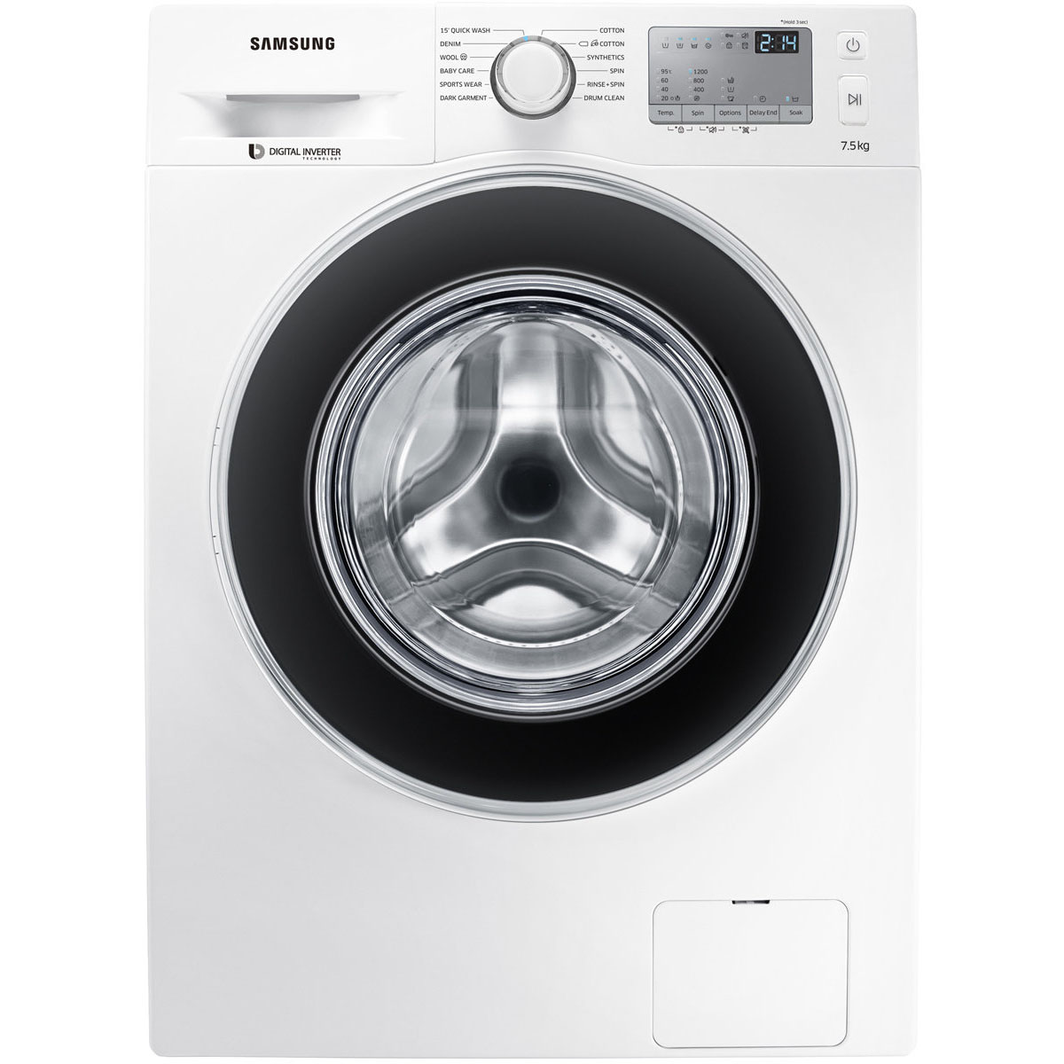Samsung WW75J4233GW 7.5 kg Front Load Washing Machine