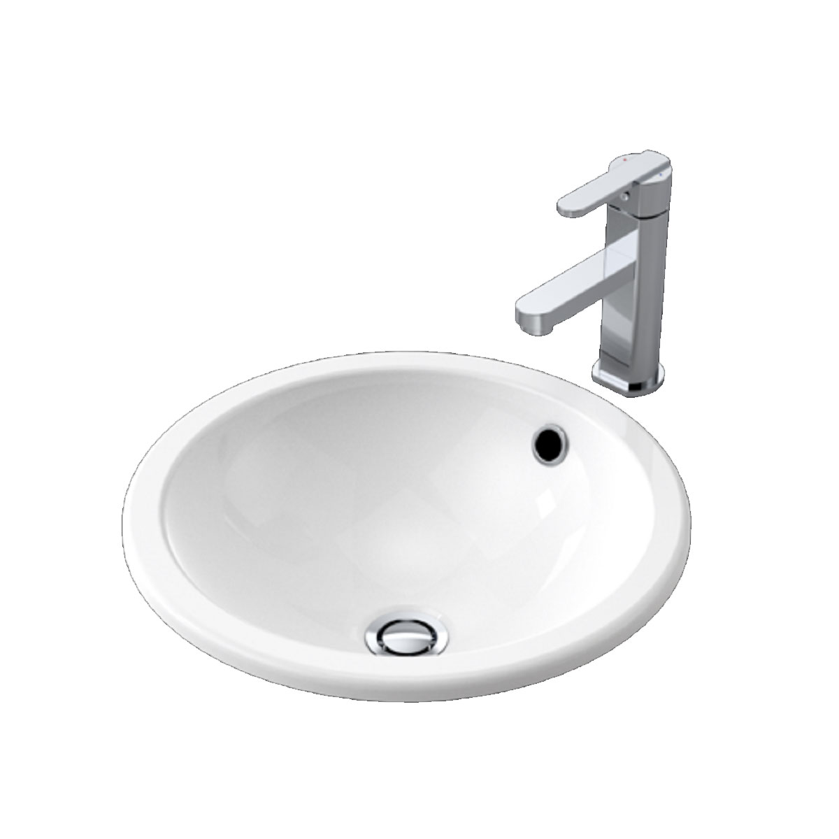 Caroma Cosmo Under / Over Counter Basin 895005W
