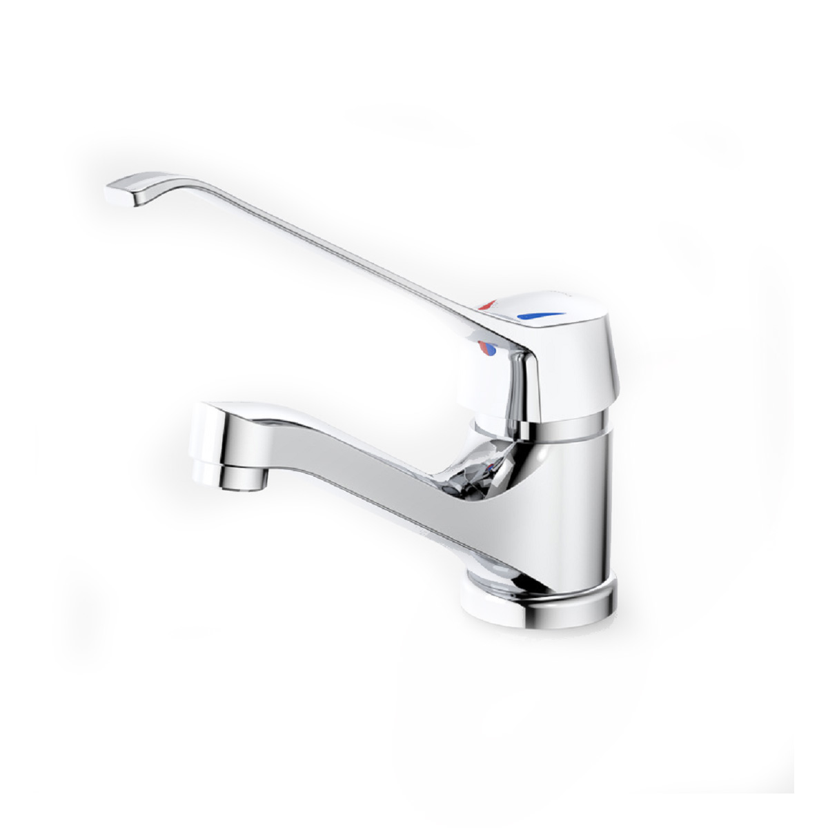 Caroma 90966C4A Nordic Care Sink Mixer 150mm
