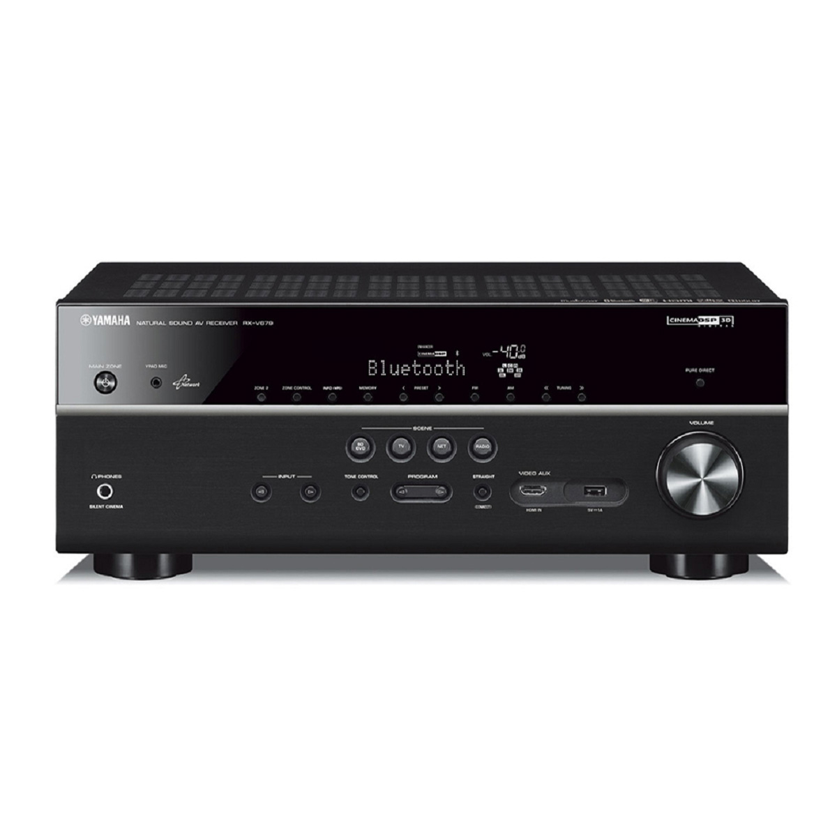 Yamaha Audio Visual RX-V679B