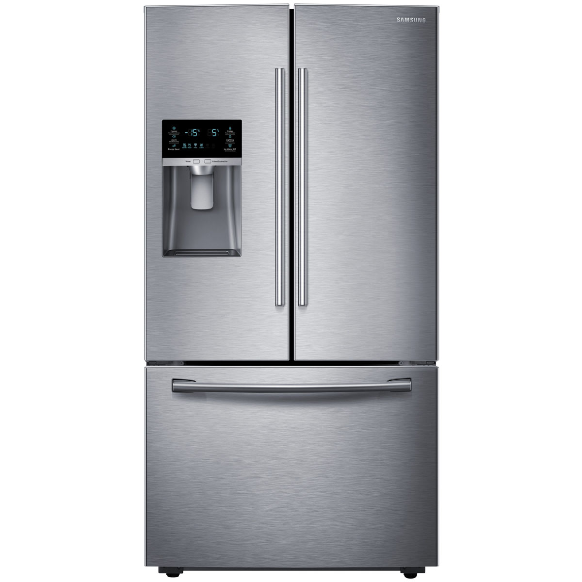 Samsung SRF653CDLS 653L French Door Fridge