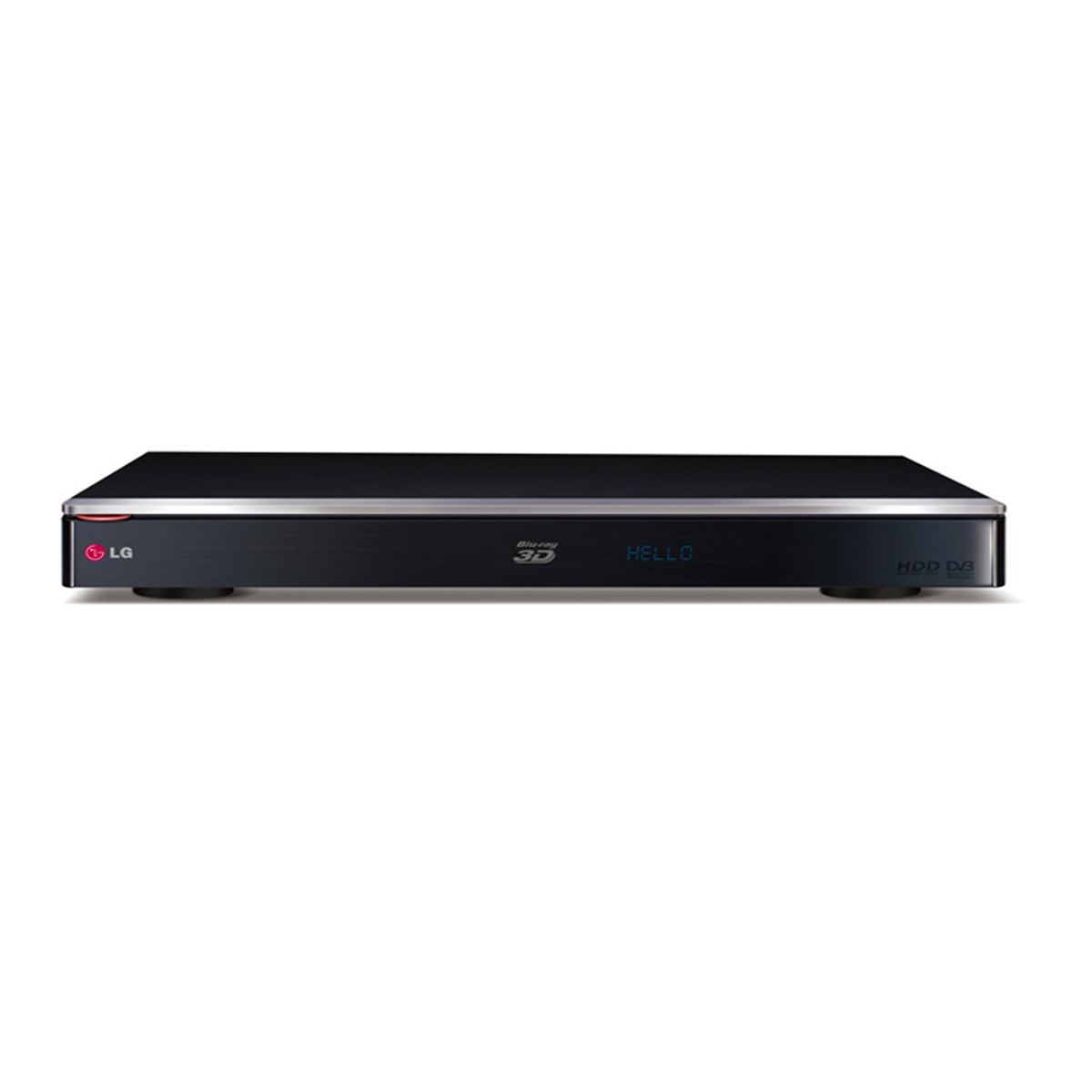 LG HR945T 500GB Twin Tuner 3D HDD Recorder with Blu-Ray Player
