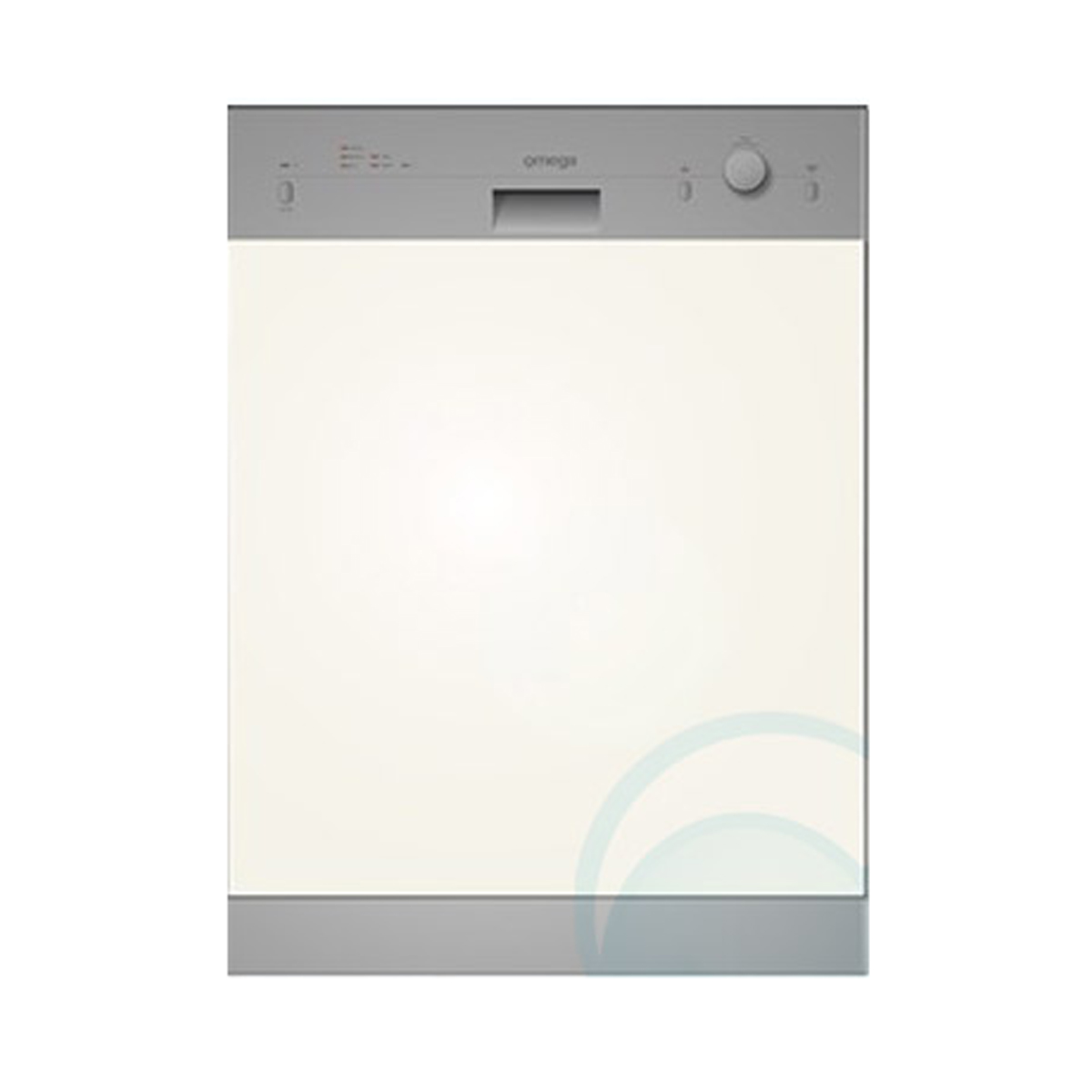Omega Semi-Integrated Dishwasher PL402XA