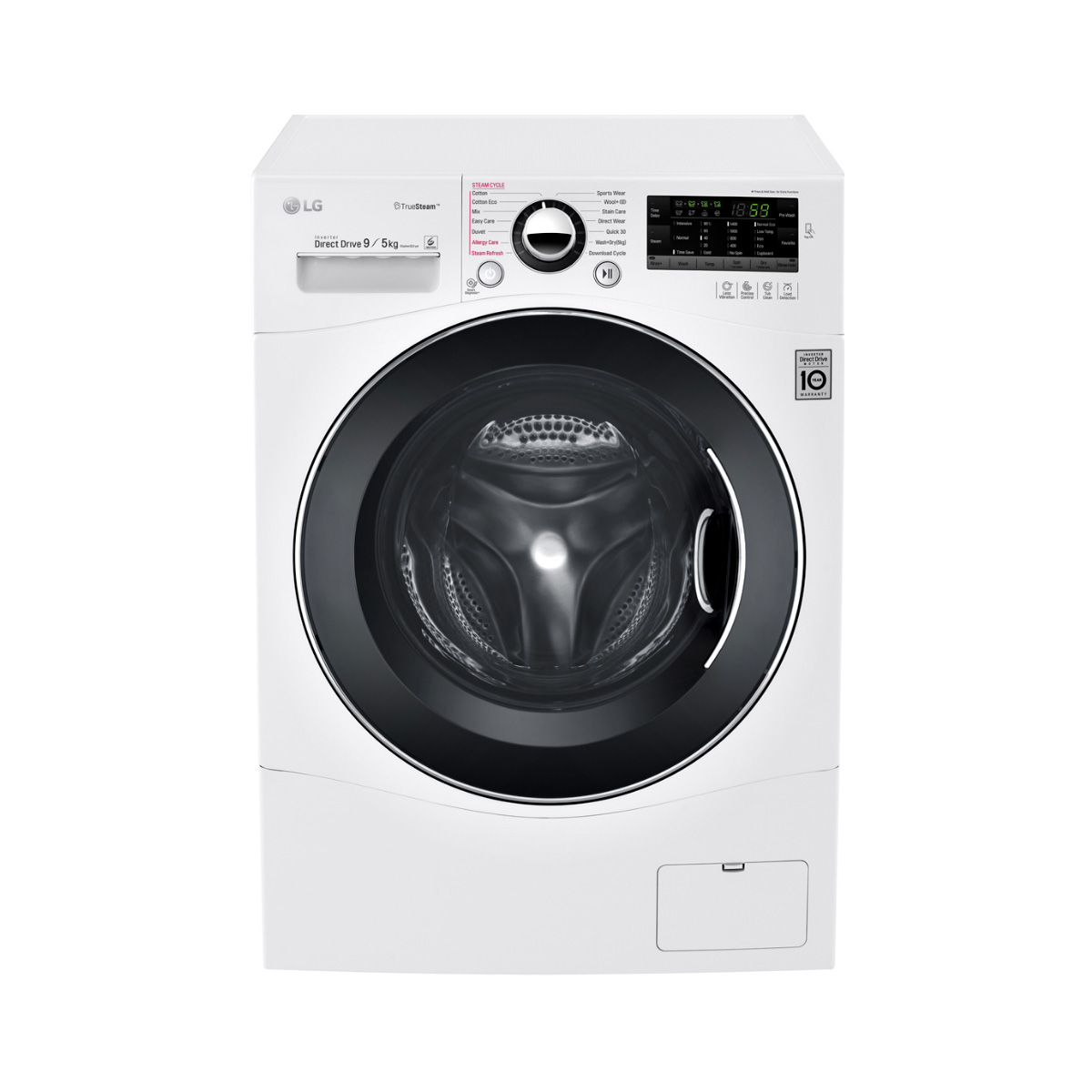 LG Washer Dryer Combo WD1409HPW