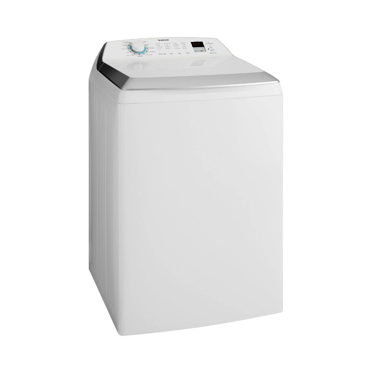 Simpson SWT1043 10kg Top Load Washing Machine 42375