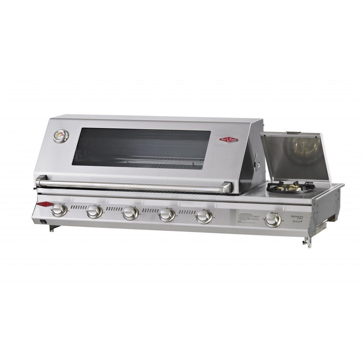 Beefeater BS31560 Signature SL4000 5 Burner Built In BBQ