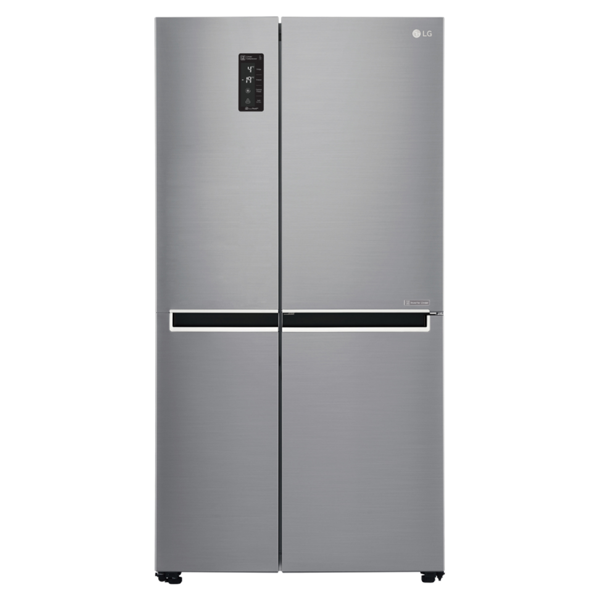 LG GS-B680PL 687Litres Side by Side Fridge 43376
