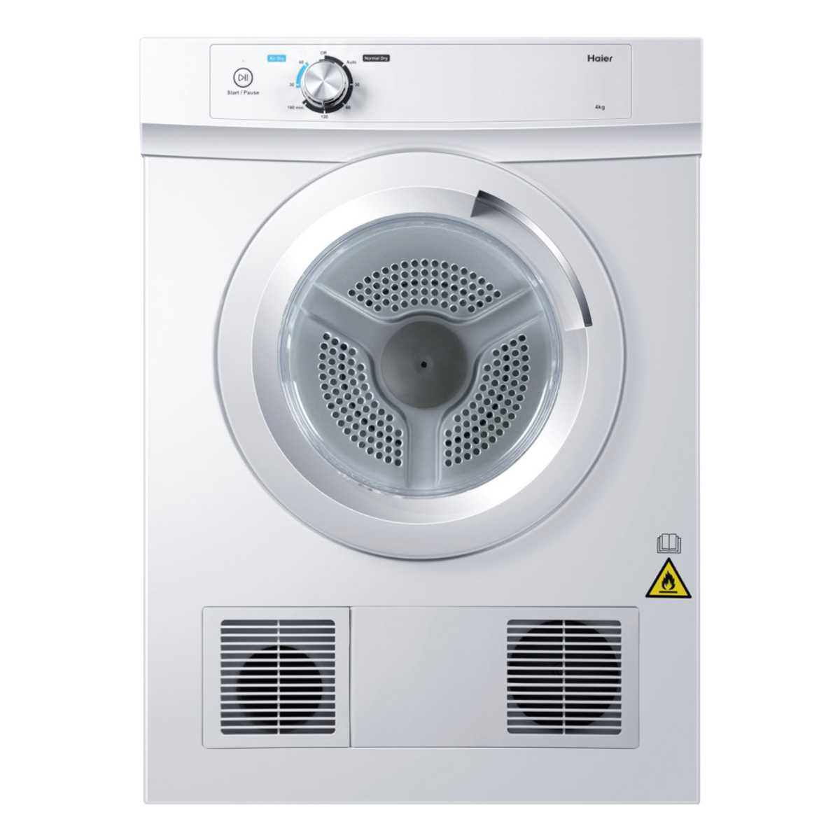 Haier HDV40A1 4kg Vented Dryer