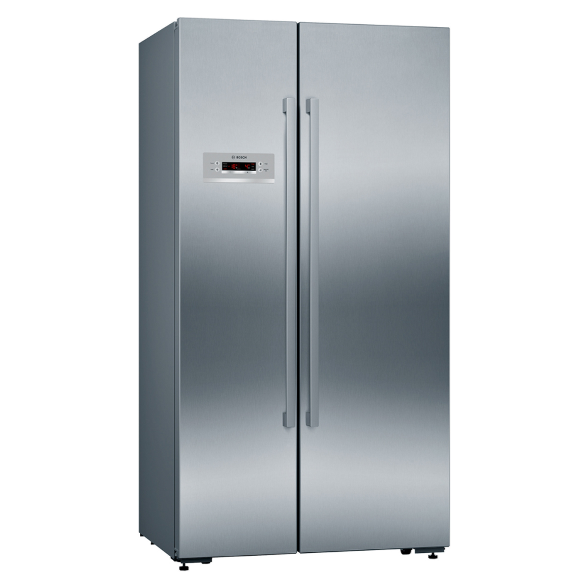 bosch kan92vi30a 652litres side by side fridge up to 60 off. Black Bedroom Furniture Sets. Home Design Ideas
