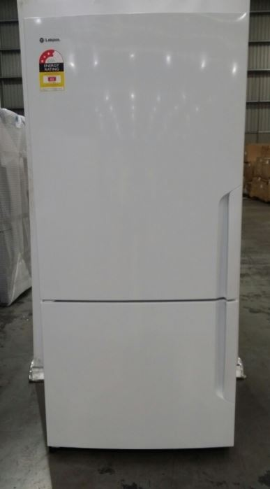 Westinghouse WBE5300WAL 530L Bottom Mount Fridge