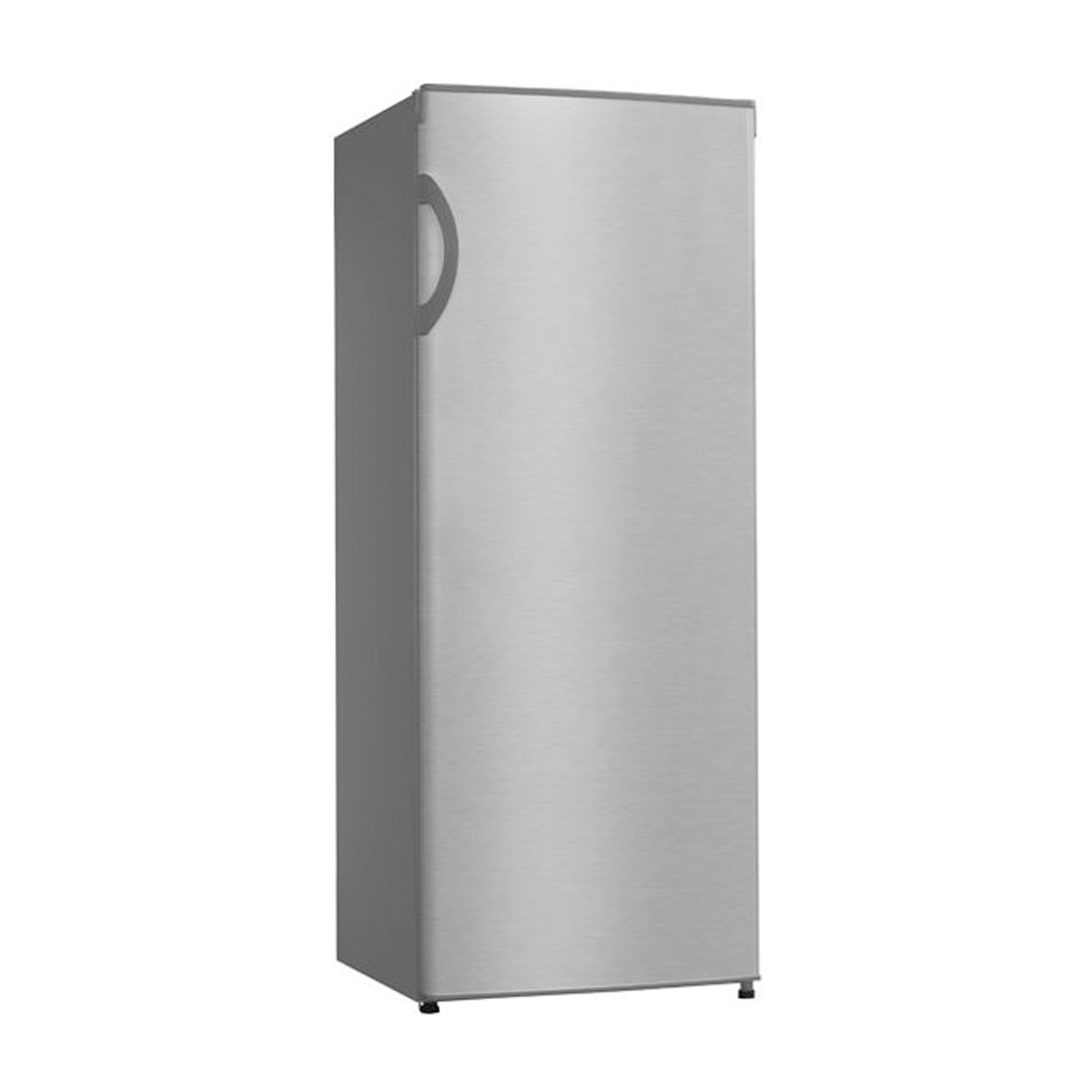 Esatto 237L Upright Fridge Stainless Steel EUL237S