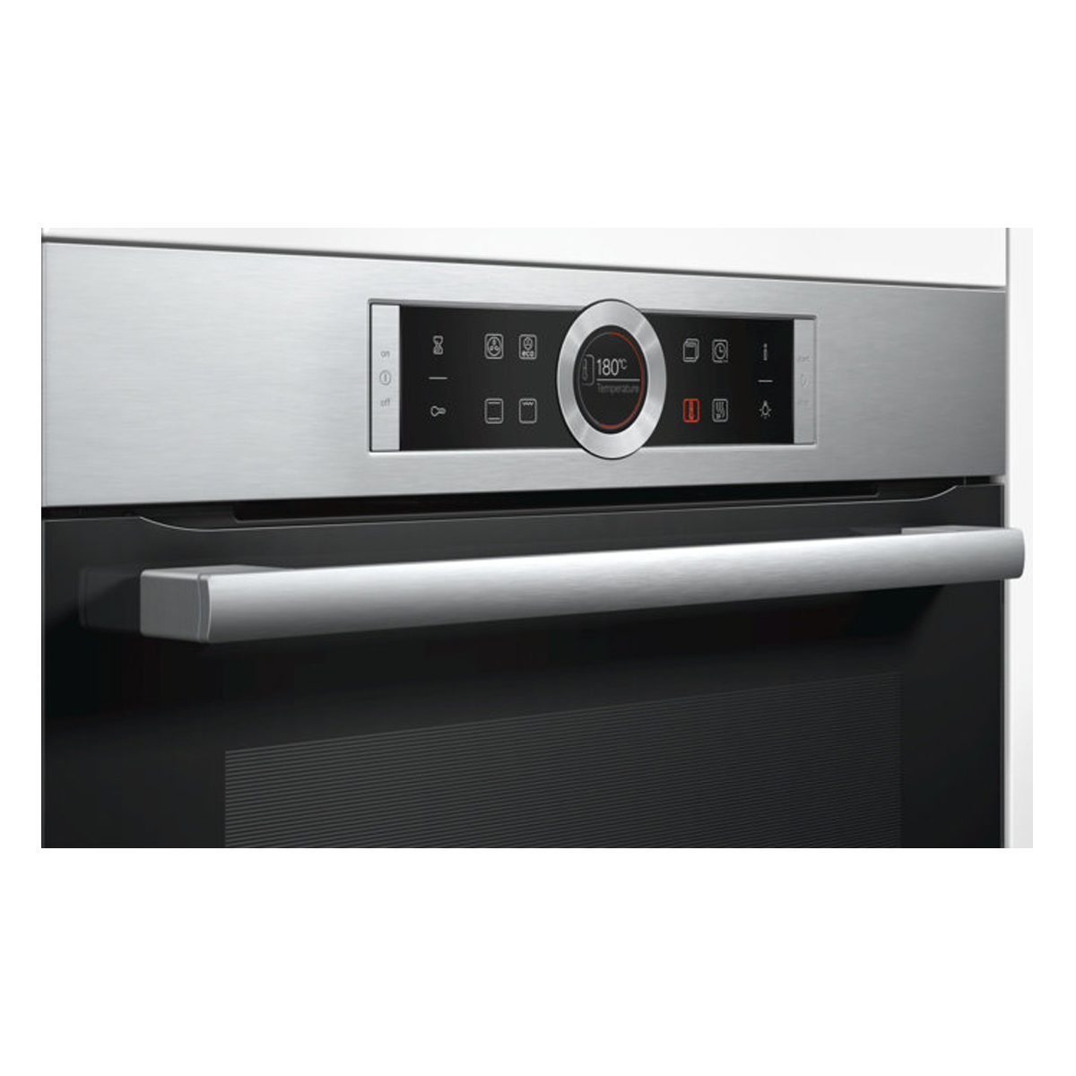 Bosch HBG633BS1A 60cm Serie 8 Electric Built-In Oven 48961