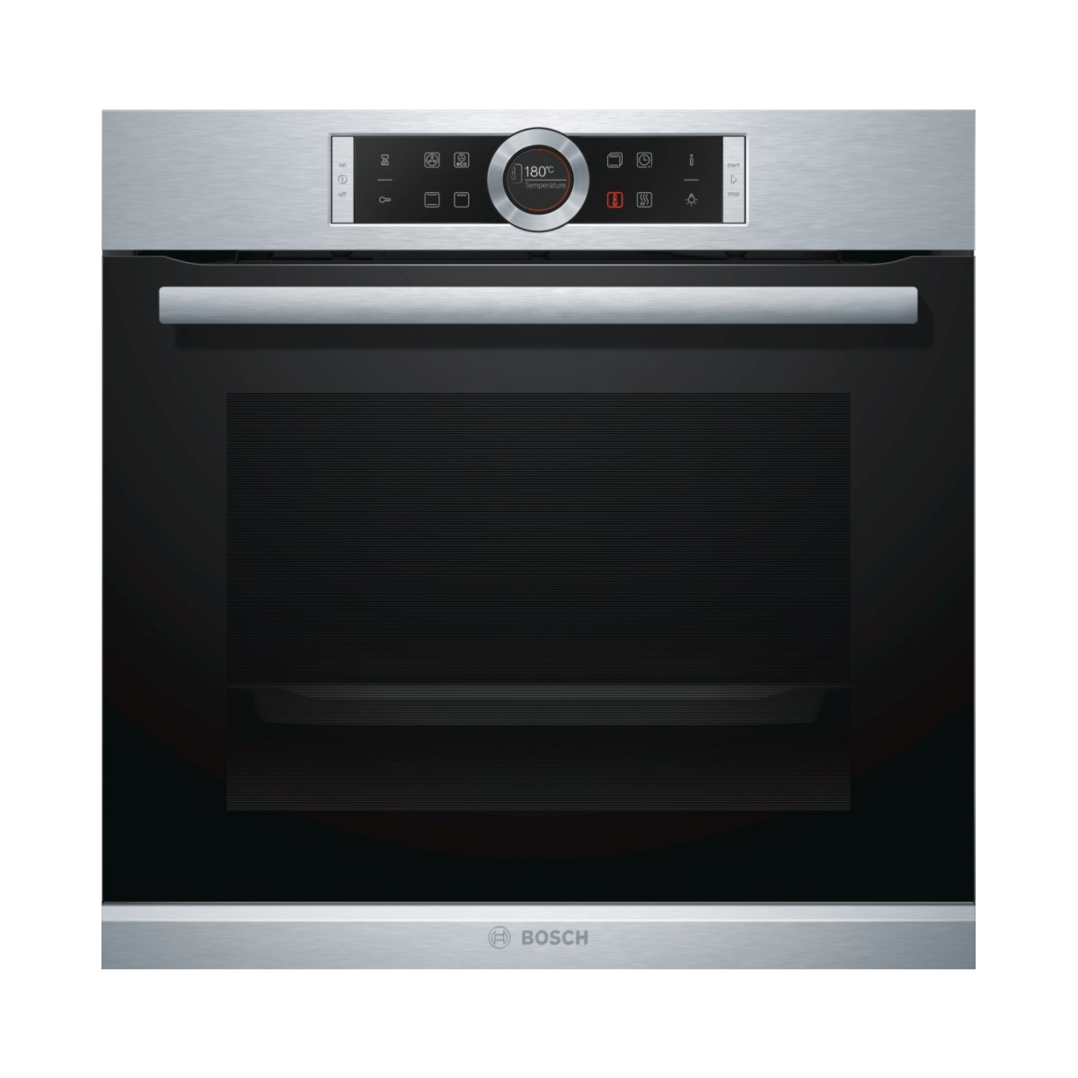 Bosch HBG633BS1A 60cm Serie 8 Electric Built-In Oven