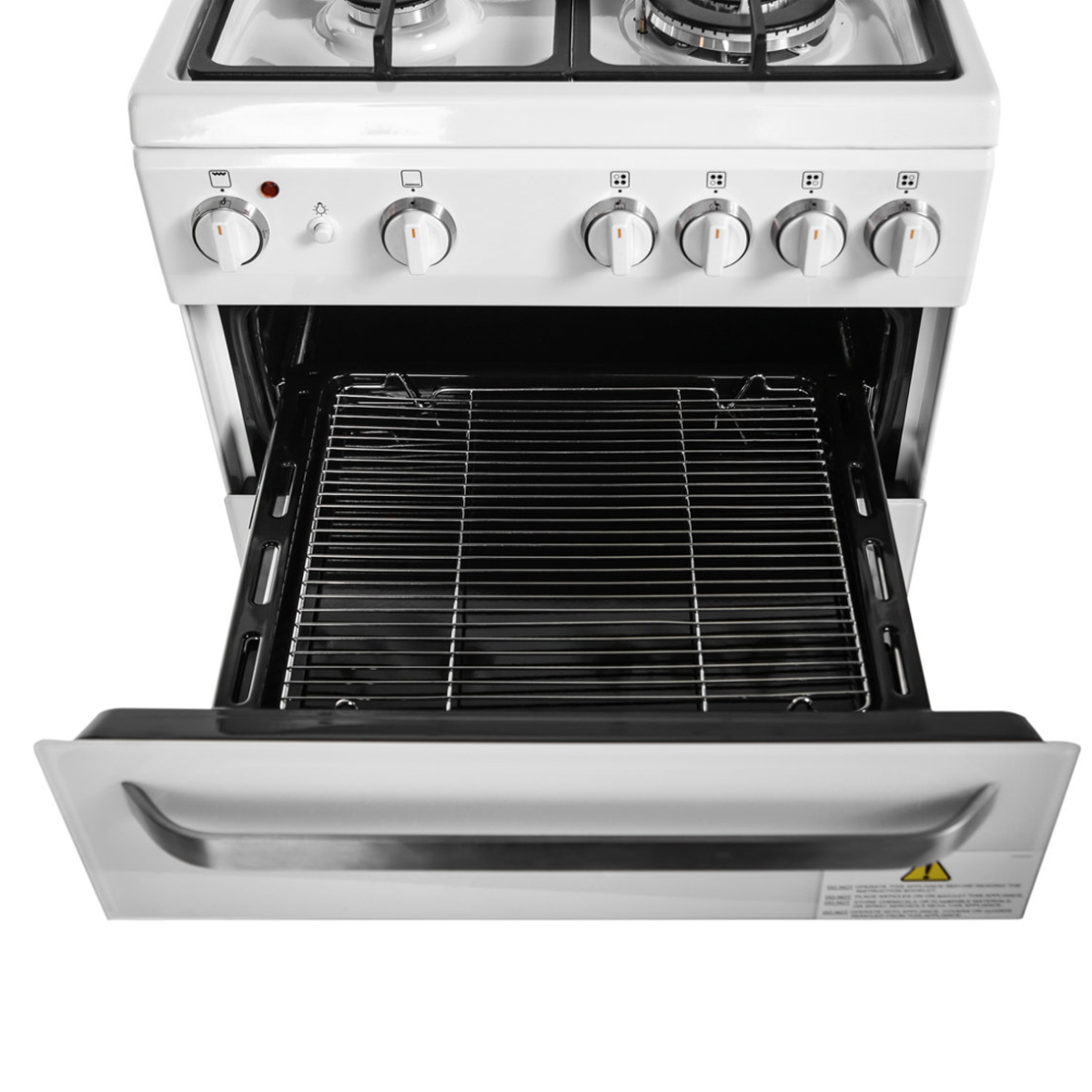 Haier HOR54B5MGW1 54cm Freestanding Natural Gas Oven/Stove 46917