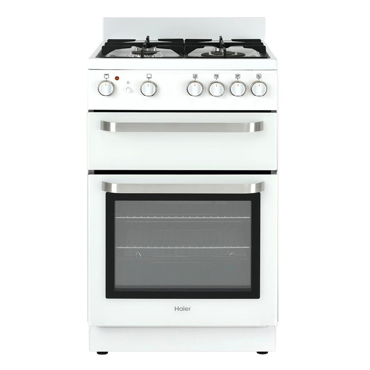 Haier HOR54B5MGW1 54cm Freestanding Natural Gas Oven/Stove 46915