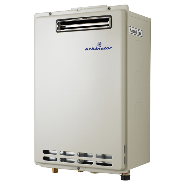 Kelvinator KGC26SNA 26L Natural Gas Flow Water Heater