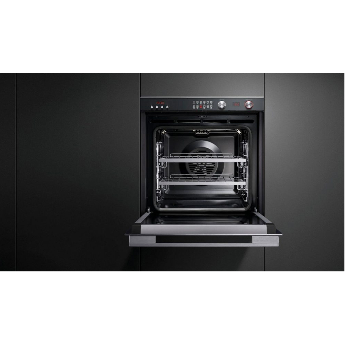 Fisher & Paykel OB60SL11DEPB1 Pyrolytic Oven 46880