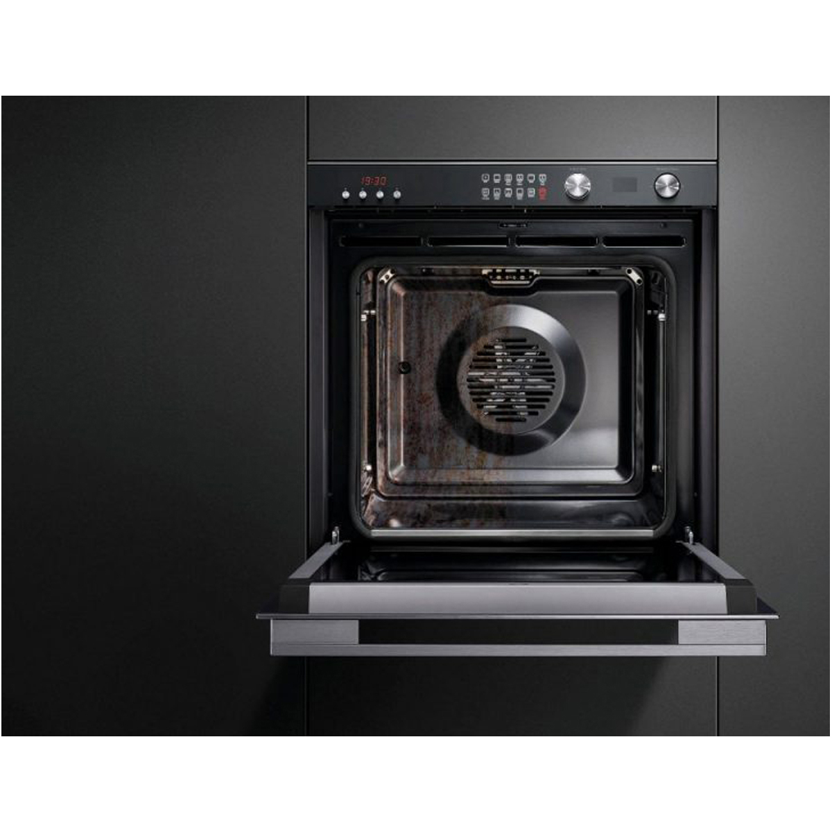 Fisher & Paykel OB60SL11DEPB1 Pyrolytic Oven 46881