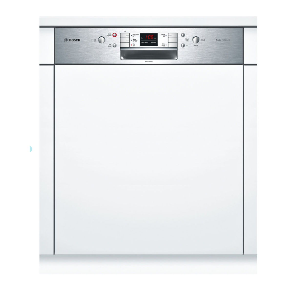 Bosch SMI50M05AU Serie 6 Semi-Integrated Dishwasher