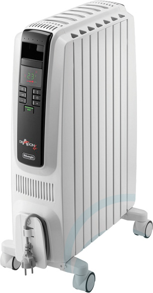 Delonghi Trd41500et Electric Oil Column Heater With Timer
