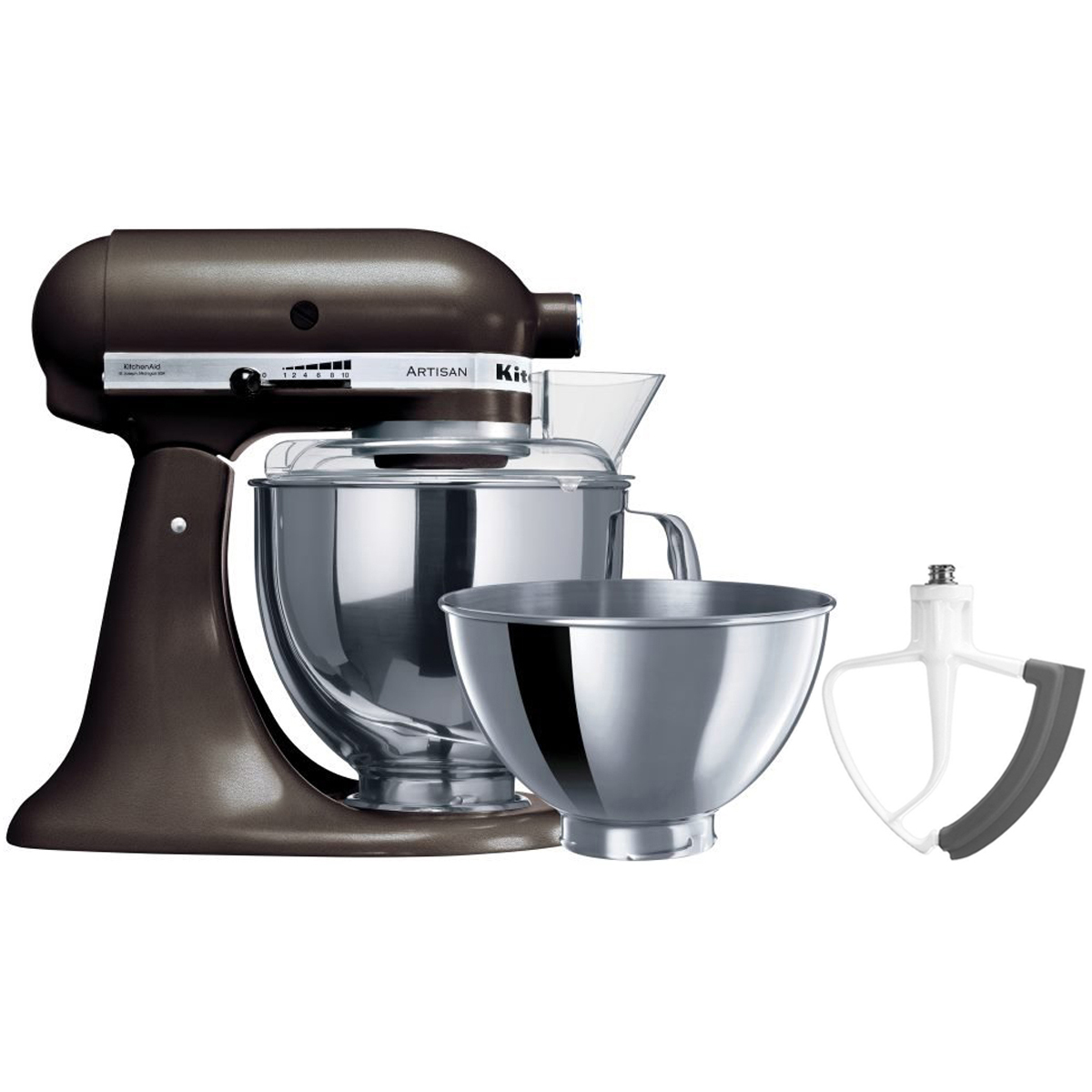 Kitchenaid 93496flexbonus ksm160 artisan stand mixer with flex edge beater home clearance Kitchenaid artisan replacement parts