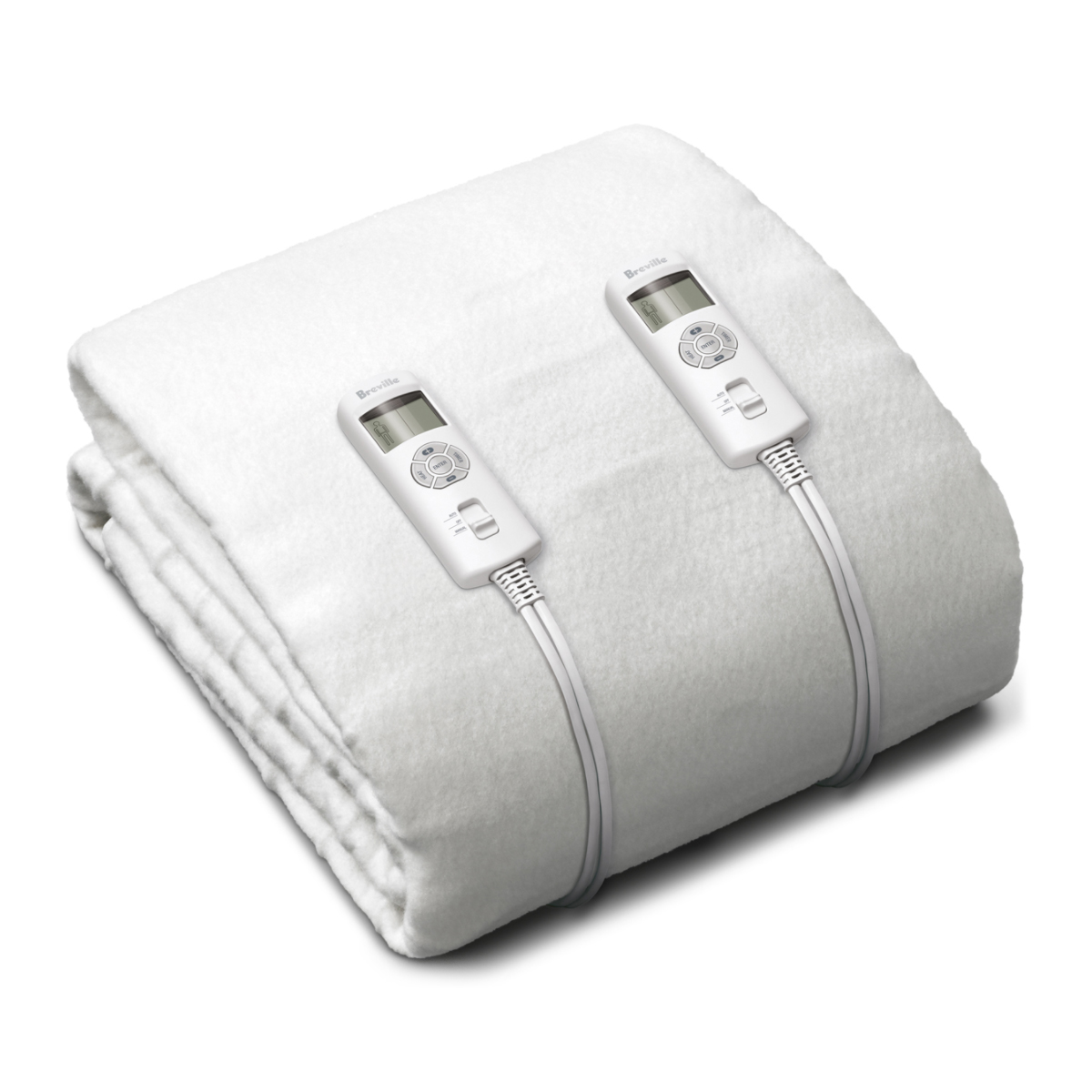 Breville BZB437WHT Queen Fitted Electric Blanket