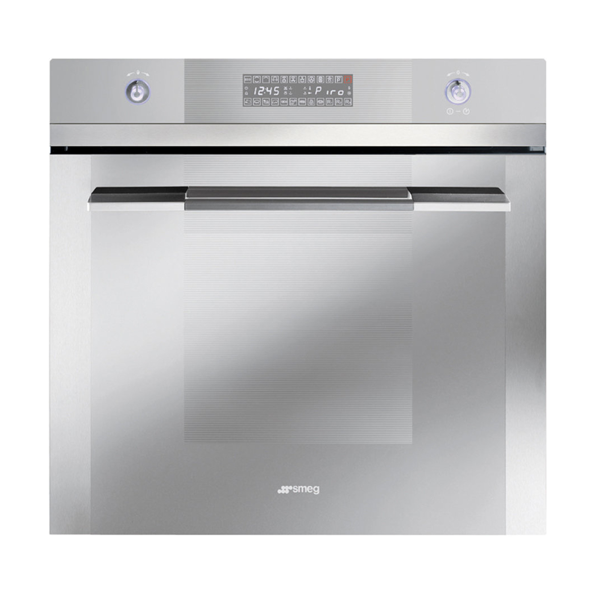 Smeg SAP1128 597mm Electric Built-In Pyrolytic Oven 49190