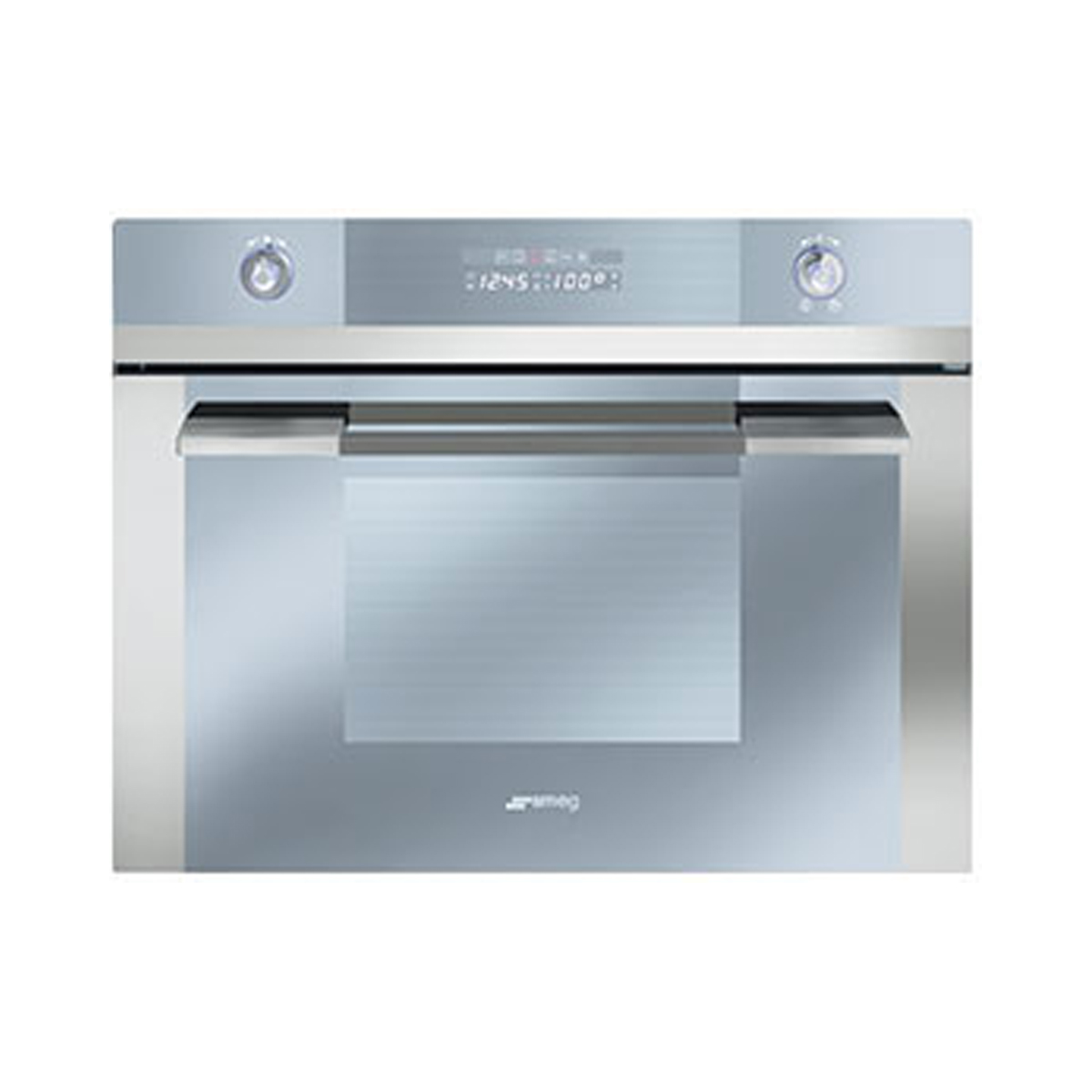 "Smeg SC45V2 45cm ""Linear series"" Steam Compact Oven"