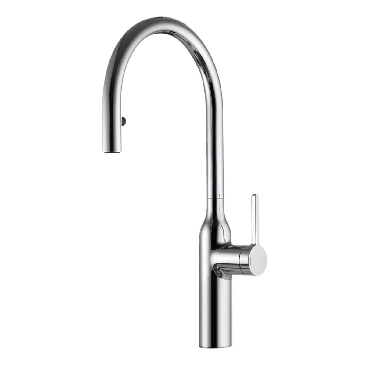 KWC 10261102000 Sin Pull Out Sink Mixer Chrome