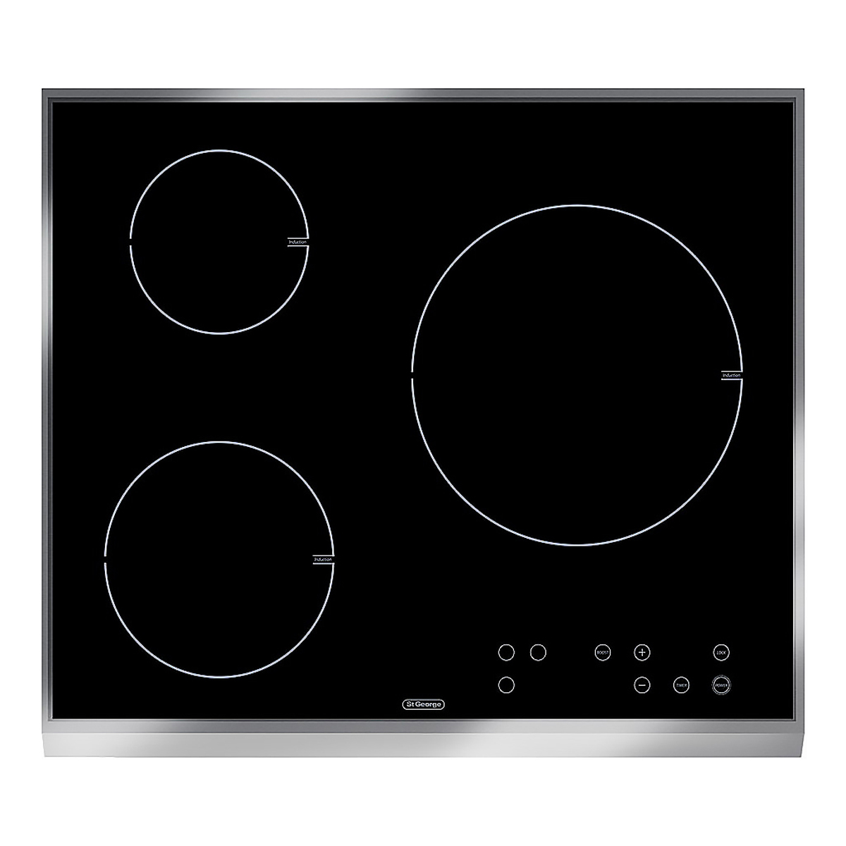 St George 5536300 Induction Cooktop