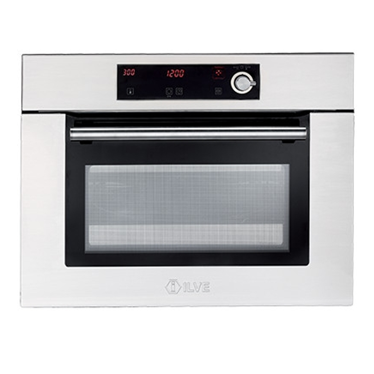Ilve 645SLE3 60cm Stainless Steel Compact Oven