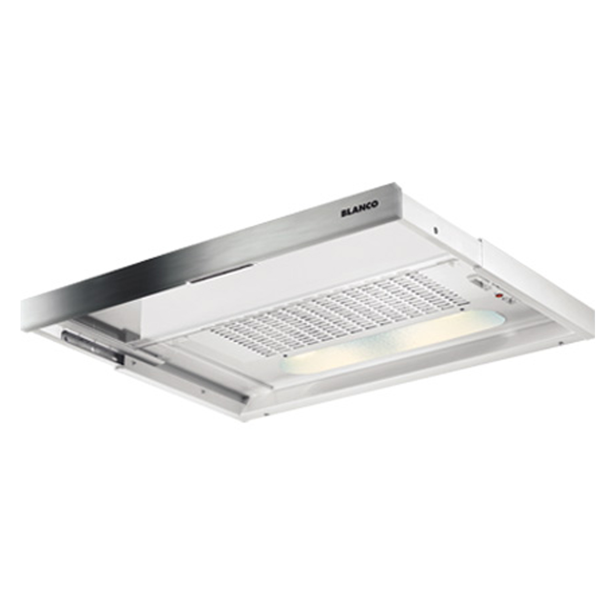 Blanco BRS60PX Stainless Steel 60Cm Single Motor Slideout Rangehood